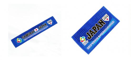 WBC日本タオル